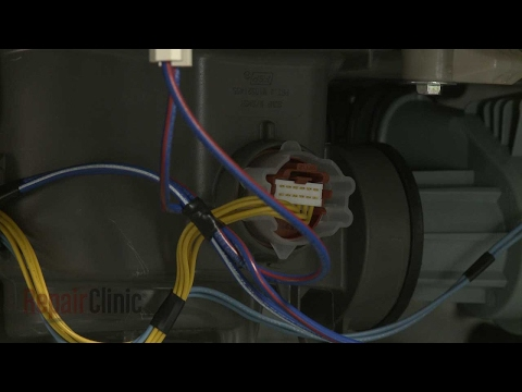 Wash Sensor - Whirlpool Dishwasher Repair