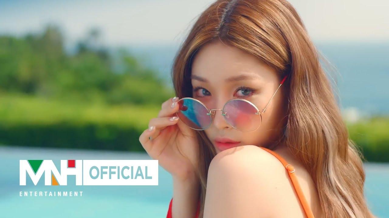 CHUNG HA 청하 'Love U' Official MV