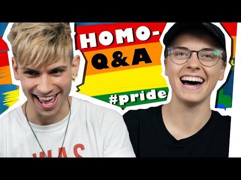 10 Fragen an SCHWULE & LESBEN mit Annikazion #Pride | Kostas Kind