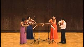 Saint-Saens: Danse Macabre, op.40. (arranged for 4 violas)