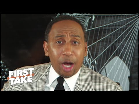 Stephen A. reacts to the Knicks getting the 8th pick in the 2020 NBA Draft | First Take