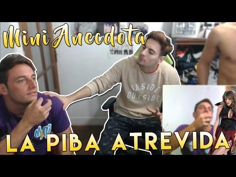 LA PIBA ATREVIDA - MINI ANECDOTA