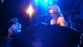 Marit Larsen live - Is It Love - Frankfurt 26.11.09