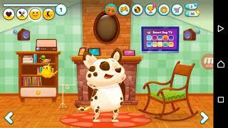 تهكير لعبة duddu my virtual pet باستعمال برنامج الهكر lucky patcher الرابط في الوصف😉 screenshot 3