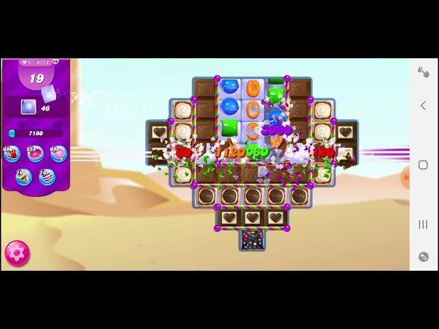 Candy Crush Saga niveau 4772
