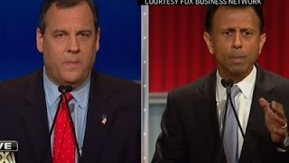 Highlights From Early Undercard GOP Debate