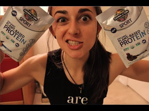 Garden of Life VEGAN SPORTS PROTEIN REVIEW