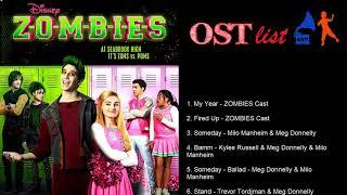 Z-O-M-B-I-E-S 2018 | OST List