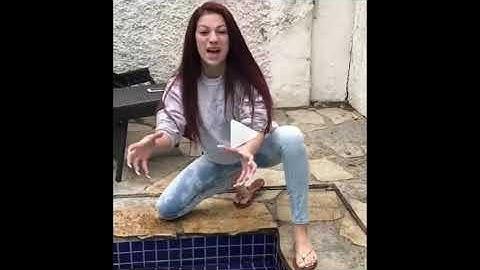 Bregoli feet danielle Danielle Bregoli