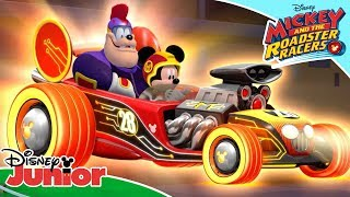 Super-Charged: Monster Truck ?| Mickey and the Roadster Racers