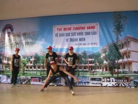 Nhảy Hip hop THPT Gio Linh _ Quảng Trị