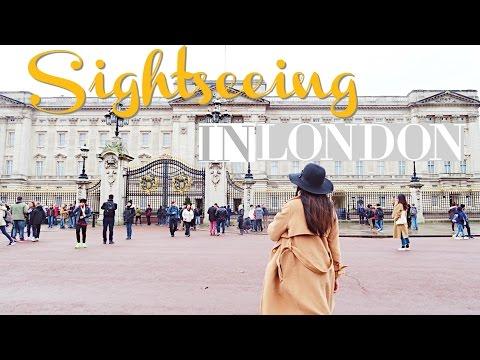 LONDON TRAVEL VLOG   Sightseeing & Shopping
