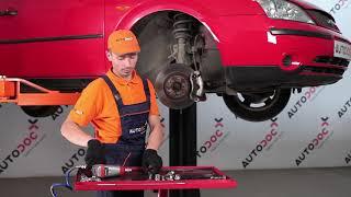 Cum se inlocuiesc capăt bară transversală de direcție pe FORD MONDEO 3 TUTORIAL | AUTODOC