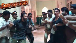 Akshay Kumar and Rohit Shetty Fallout on Sooryavanshi Shooting Funny Fighting Scene