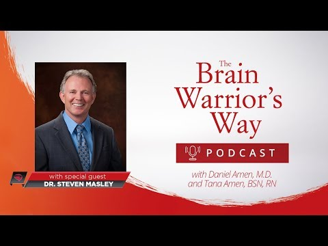 The Brain Warrior's Way Podcast - The Better Brain Solution with Dr. Steven Masley