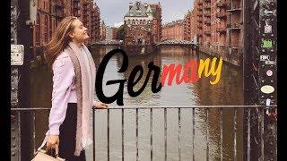Vlog.Germany\мой новый зал\жестокие Русские водители\ первая работа в Гамбурге\Mои покупки.