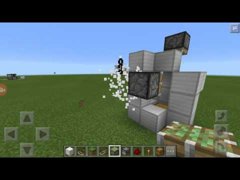 How to make a working diamond press in minecraft