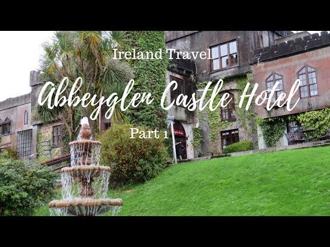 The Abbeyglen Castle Hotel part 1 -  Ireland Travel