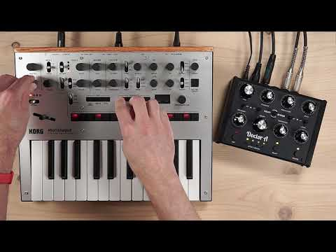 Audiothingies Doctor A with... Korg Monologue