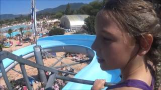Provence / Camping Le SAGITAIRE  Parc aquatique (les meilleures amis )