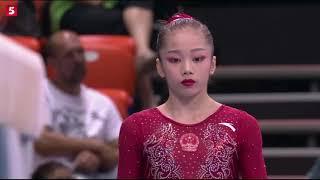 Wei Xiaoyuan BB EF_2019 FIG Junior Worlds