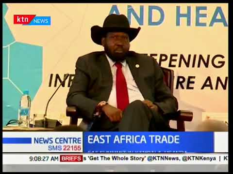 President Uhuru Kenyatta has urged East Africa member states to unite to spur trade in the region