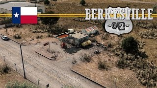 Abandoned Gas Station - Cities Skylines: Berrysville - 02