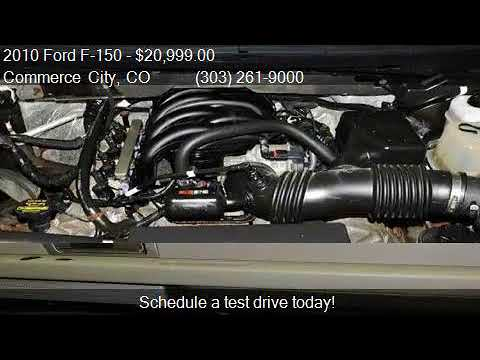 2010 Ford F-150 SUPERCREW for sale in Commerce City, CO 8002