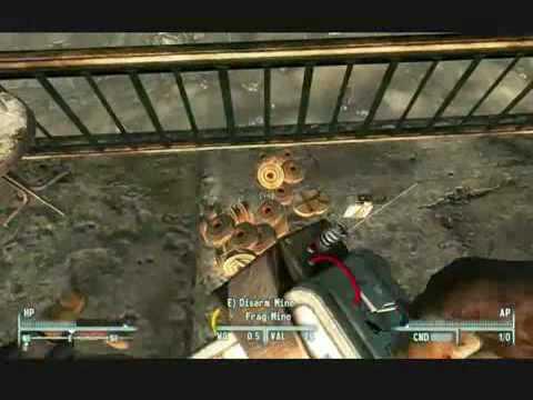 Fallout 3: 40 Mines Vs Old Men