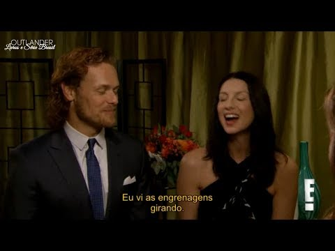 outlander dating rumors