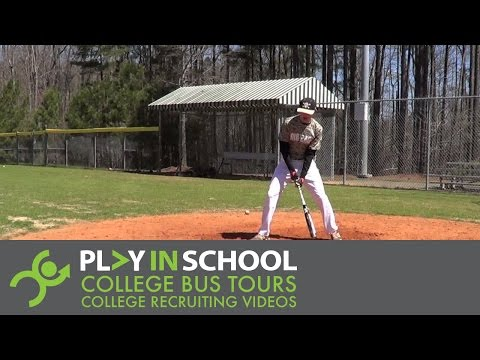 Chase Chandler - Hitting  - Dirtbags - www.PlayInSchool.com