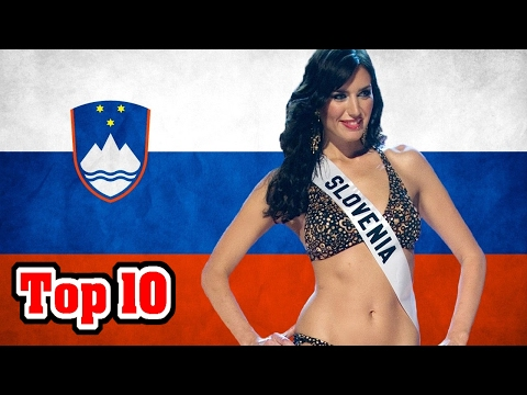 Top 10 AMAZING Facts About SLOVENIA