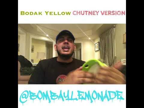 Cardi B - Bodak Yellow (Chutney/Guyanese Version)
