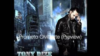 Tony Dize - Prometo Olvidarte (Official Preview) 2013 (Descarga Mp3)