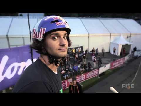 Highlight Freegun Air Spine   FISE World Andorra 2014