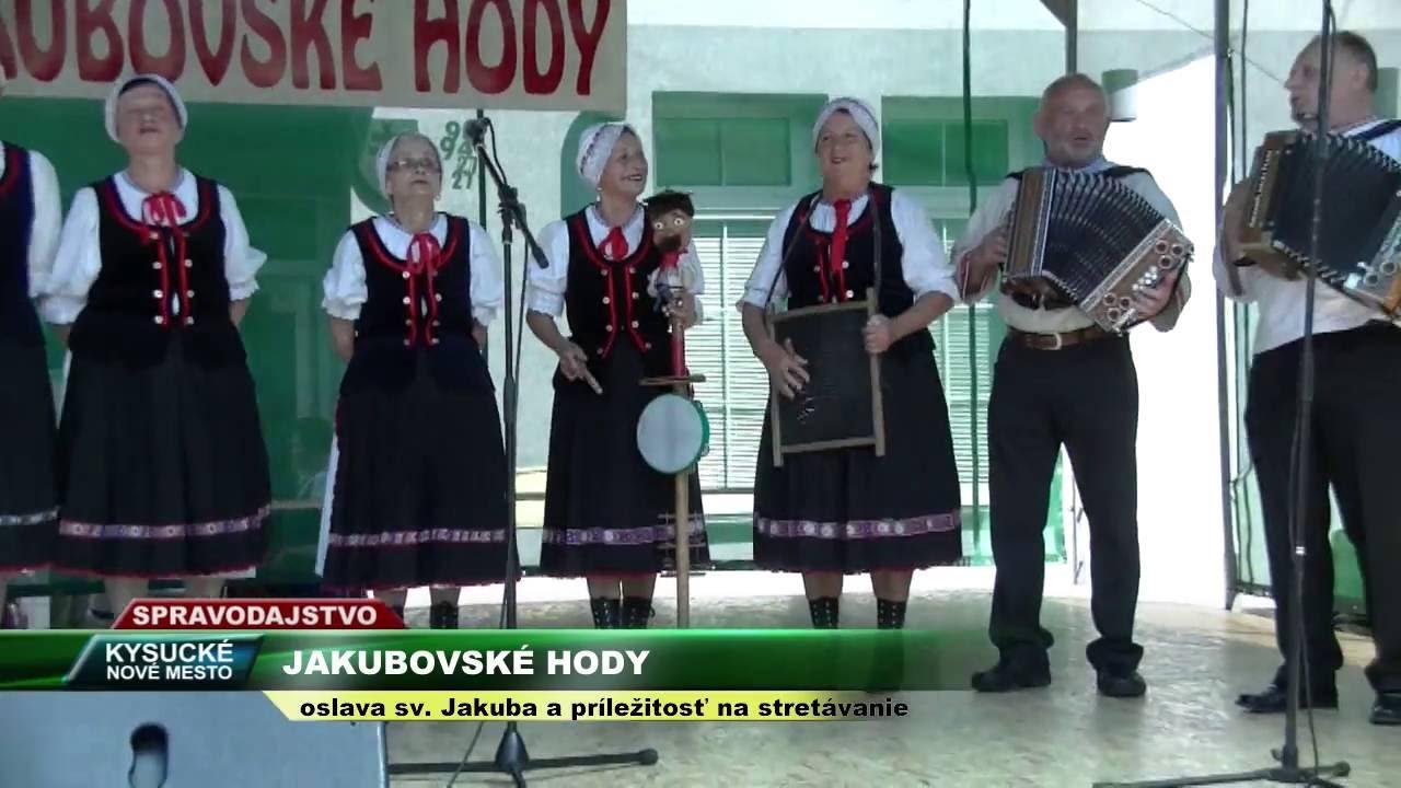 8a4b96f99 TV SEVERKA Jakubovské hody v KNM - Смотреть видео онлайн