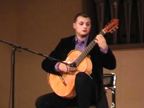 (SCARLATTI) - SONATA L. 208 - Flavio Sala, guitar