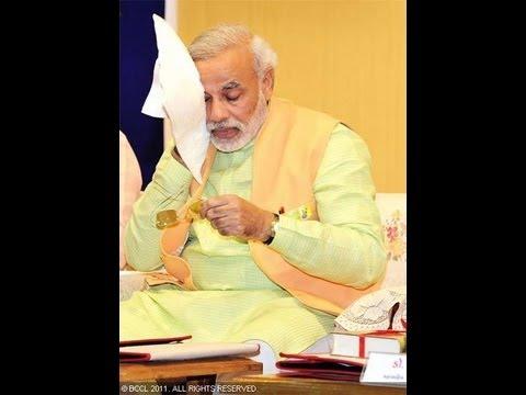 Narendra Modi talking about his Saddest Day