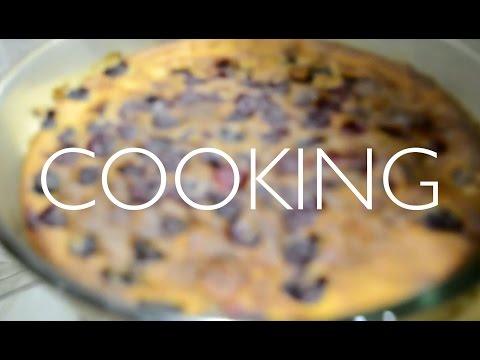 COOKING| Удивляем маму| Клафути| Arina Star|