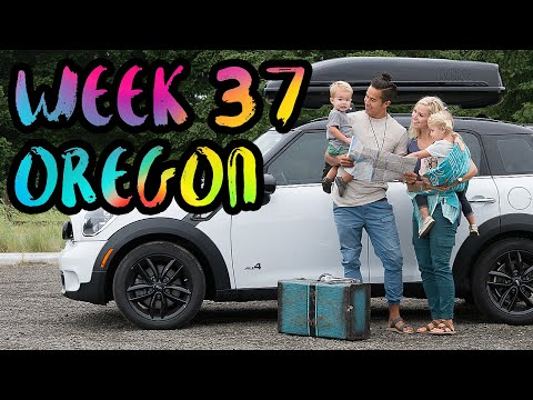 3 FAVORITE Things and The Most EPIC Road Trip Dance Party EVER!! /// WEEK 37 : Oregon