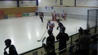 roller hockey montpellier   bordeaux
