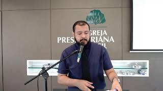 Mordomia das Palavras - Rev. Daniel Arantes - 09/05/2021