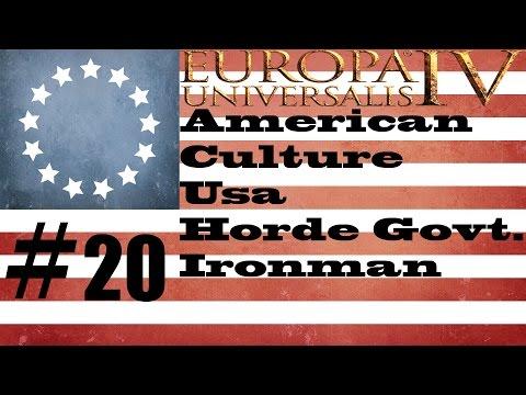 EUROPA UNIVERSALIS IV: MAKE AMERICA GREAT AGAIN EP20
