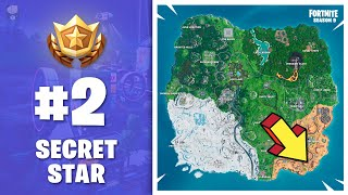 ⭐ WEEK 2 Saison 9 - HIDDEN BATTLE STAR (bannière secrète) - Fortnite S9