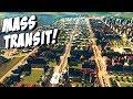 Cities Skylines Mass Transit НАЧАЛО ПРОХОЖДЕНИЯ 1 mp3
