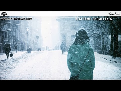 Snowflakes - Very Sad Piano Cello Rap Beat | Emotional Crying Instrumental [prod. By Veysigz]