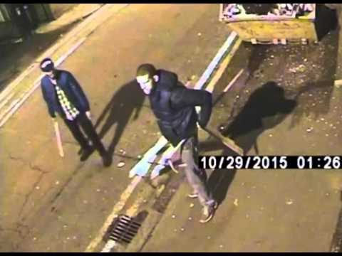 Man savagely beaten with wooden stakes in middle of Hackney Road
