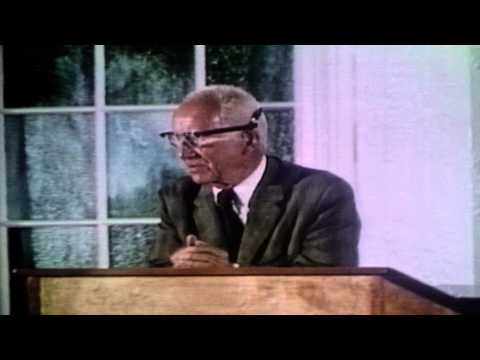 """What if? A New Global Option"" Part 4 (Buckminster Fuller)"