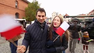 Narodowe Święto Niepodległości w Toruniu