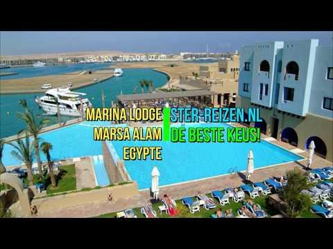 Marina Lodge, Marsa Alam, Rode Zee, Egypte - Ster Reizen